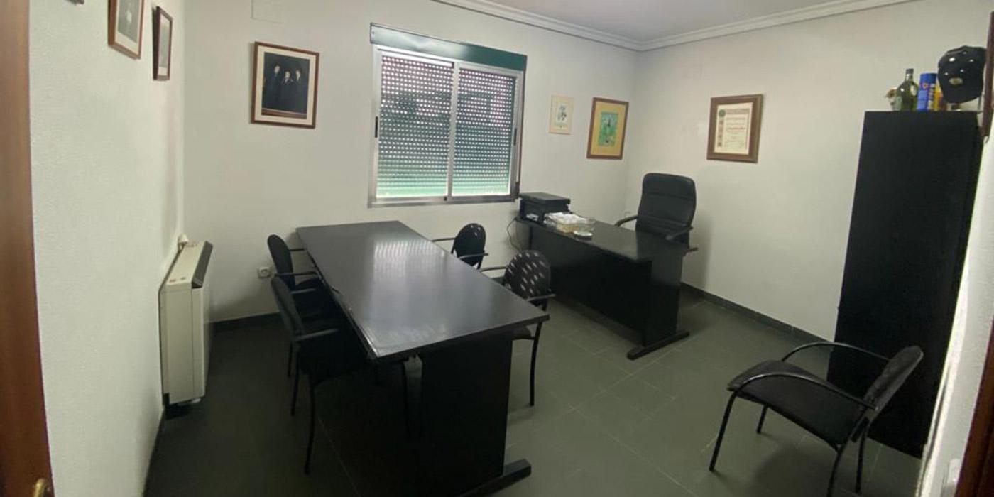 Despacho y Sala de reuniones