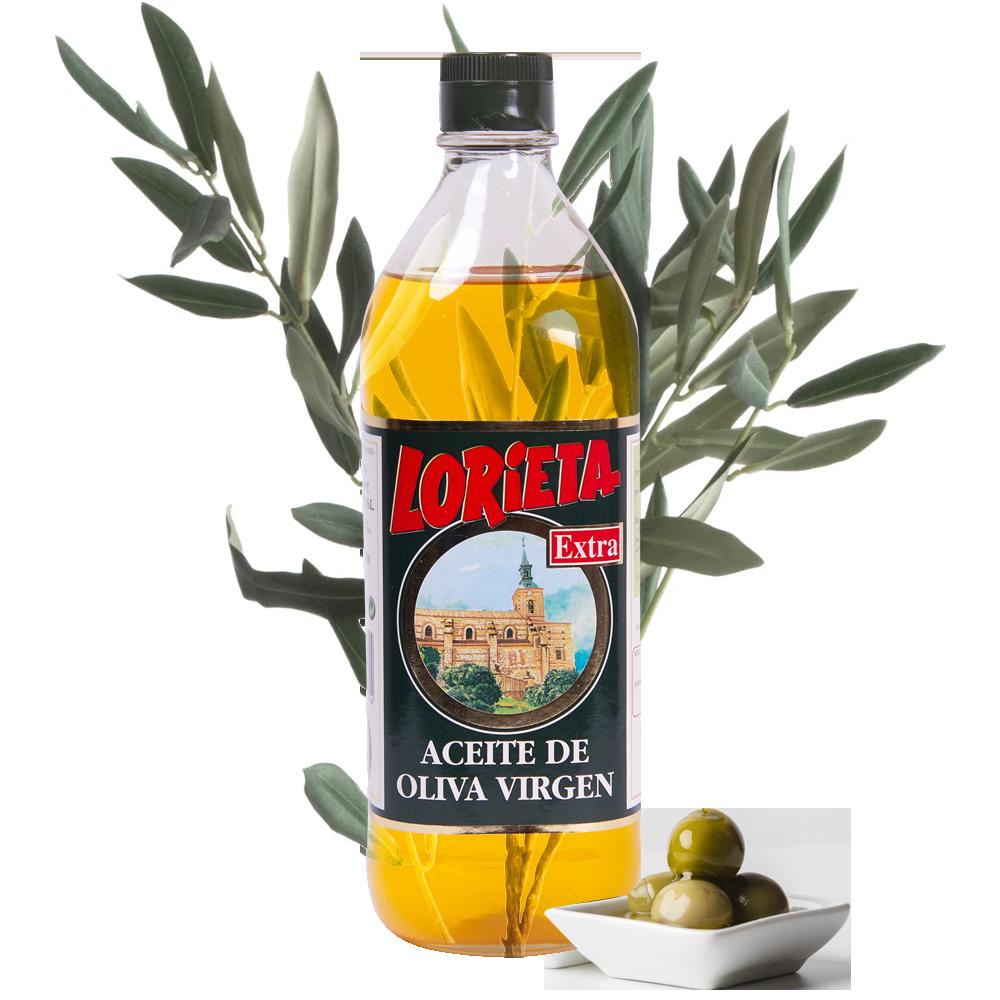Aceite de Oliva Virgen Extra Lorieta 1 litro